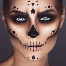 skull candy sugar skull makeup by crazy talented mua jordanliberty