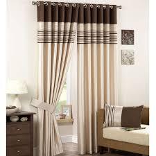 carlton ready made curtains natural