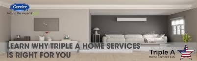 Triple A Home Services is the Elite Fujitsu Mini Split Dealer in