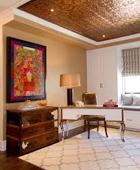 Ceiling Tiles For Kitchen Copper Ceiling Tiles Kitchen Traditional With Bar Bar Accessories
