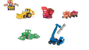 Bob the builder take along toys