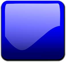 Blue Glossy Button Blank Clip Art At Clker Com Vector Clip Art