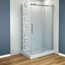 bathroom laminate gl textured shower doors frosted sliding
