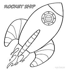 rocket ship coloring pages. Simple Rocket Cartoon Rocket Ship Coloring Pages For Cool2bKids