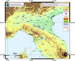 Il terremoto di oggi pomeriggio con epicentro in Garfagnana è stato  avvertito dal Trentino alla Liguria - MeteoWeb