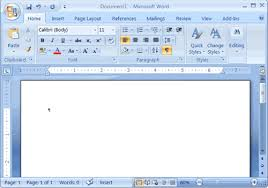 micresoft word microsoft word training