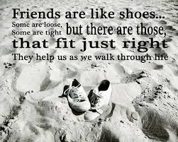I'm So Blessed With Lots Of Shoes Words Of Wisdom Pinterest Fascinating Quotes About Shoes And Friendship