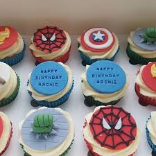 Explore The Most Popular Instagram Posts Tagged Avengercupcakes On