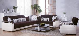 natural colins brown sectional sofa