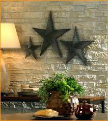metal star wall decor stars art decoration nautical large texas