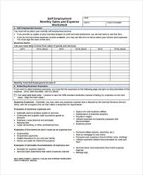 Expences Forms 27 Printable Expense Report Forms