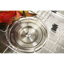 Leaky Sink Basket Strainer  How To Fix The Most Common Leak Stainless Steel Kitchen Sink Basket Strainer