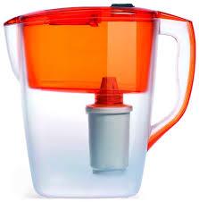 Купить Фильтр <b>кувшин Гейзер Геркулес</b> 4 л <b>оранжевый</b> по низкой ...