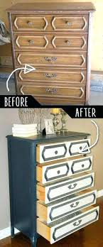 old furniture makeovers. Refurbished Furniture Ideas Makeovers And Cool Painted For Thrift Store Makeover Old