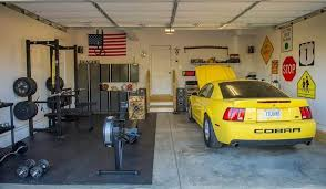 car garage gym ideas garage gym ideas0