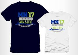 T Shirt Design Mn Masculine Bold High School T Shirt Design For A Company By