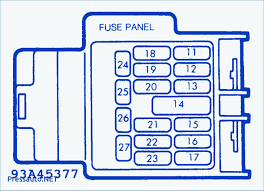 car fuse box wiring diagram wiring diagram shrutiradio 1999 mazda miata fuse box diagram at 2000 Mazda Miata Wiring Diagram