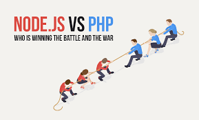 Node Js Vs Php Who Is Winning The Battles And The War