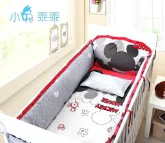 disney minnie mouse 8 piece crib bedding set before bidding otherwise money back guarantee may be void image children love toddler bedding sets disney