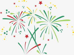 cartoon fire works vector color fireworks fireworks cartoon fireworks vector