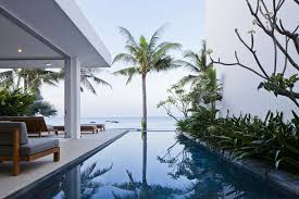 infinity pool beach house. Private Beach Villas Offer Spectacular Ocean Views And Luxurious Interiors Infinity Pool House