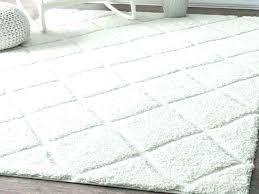grey and white rug plush runner rug soft and plush trellis white runner rug 2 8 x for gray furniture ers shelburne vt