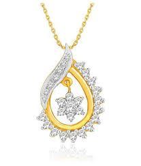 nakshatra yellow gold and diamond pendant nakshatra yellow gold and diamond pendant in india on snapdeal