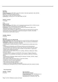 Sql Server Resume Resume For Server Sql Server Dba Resume Sampledoc ...