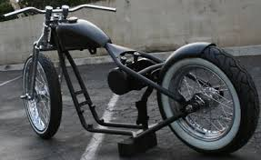 bobber mmw sporty buell old school rigid rolling chassis for