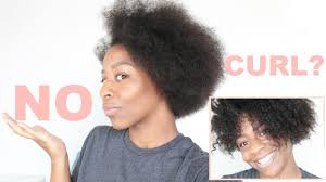 Natural Curl Pattern New NO CURL PATTERN DID STRETCHING MY NATURAL HAIR DAMAGE IT T'keyah