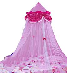 Amazon.com: Princess Canopy with Sequins By Sid Trading: Home & Kitchen