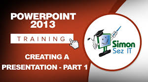 How To Prepare Slides For Ppt Powerpoint 2013 Training Creating A Presentation Part 1 Powerpoint 2013 Tutorial Office 2013
