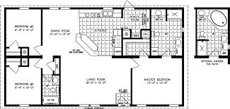 2000 fleetwood mobile home floor plans best of 15 inspirational waverly mobile homes floor plans