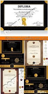 дипломы Страница ru сайт графики и дизайна Скачать  Дипломы и сертификаты векторные фоны для дизайна