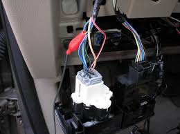 bulldog security diagrams this picture shows the 3 parking light wires at the back of the head light switch marked the red clip this switch removes from the dash by prying it