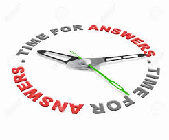 time for answers ask questions and solution to your problems stock photo time for answers ask questions and solution to your problems online help desk answer button