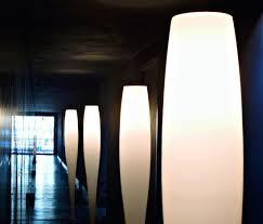 stand up lighting. stand up floor by av mazzega lighting f