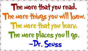Image result for teacher quotes by dr seuss