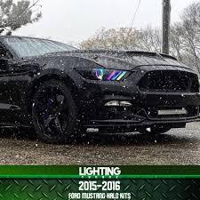 2017 Mustang Lights 2015 2017 Ford Mustang Halo Kit