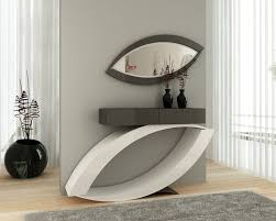 modern entryway furniture inspiring ideas white. Modern Entryway Furniture Inspiring Ideas White. Amazing Entry Hallway With Hall Table Great White N