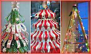 Unique & Unconventional Christmas Trees To Wow This Holiday Season!