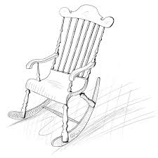 rocking chair drawing. Product-u-concept-pinterest-seat-old-rocking-chair- Rocking Chair Drawing F