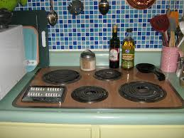 vintagebrowngecooktop ge electric stove top51
