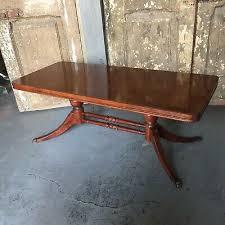 vintage mahogany colonial revival