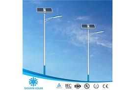 120W 200W Solar Energy System Solar Power Street Light In Street Solar Street Light Brochure
