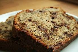 banana chocolate chip bread