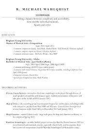 Cover Letter Piano Teacher Resume Sample Piano Teacher Resume