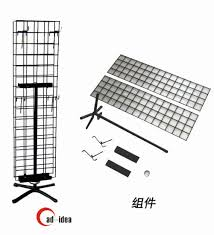 Wiper Blade Display Stand China Wiper Display Rack Vertical and Standing Type Wiper Blades 46