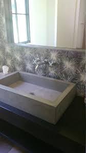sinks concrete vessel sinks double bowl sink diy concrete vessel sinks double bowl