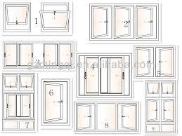 grand window supply aluminium alloy philippines glass window factory